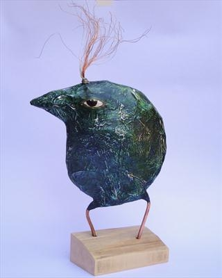 Spike by Dianne Preston, Sculpture